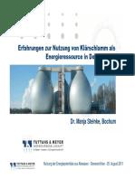 1 Steinke Energieressource Klaerschlamm 20110825