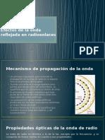 Efectos de La Onda Reflejada en Radioenlaces