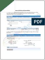AME Setup - PO Requisitions
