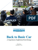 Back to Basic Car White Paper