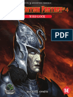 Goodman Games D&D 5e [GMG5554] Fifth Edition Fantasy 4 - War-Lock