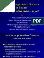 Immunosupressive Diseases Poultry1 الامراض المثبطة للمناعة فى الدواجن.pdf