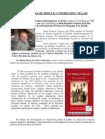 Conferencia de Jesús Ramírez Copeiro del Villar