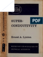 Lynton Superconductivity