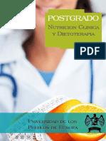 Nutrición Clínica y Dietoterapia, Pst