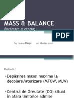Mass Balance Ppt