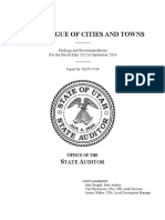 ULCT audit