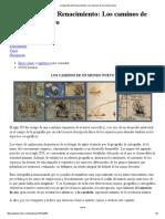 Cartografía Del Renacimiento_ Los Caminos de Un Mundo Nuevo