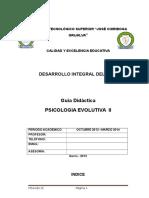 4. Guia de Psicologia Evolutiva II 1