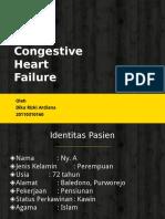 CHF (Congestive Hearth Failure) presus