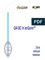 QA / AC