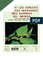 100 de las Especies Exóticas Invasoras mas Dañinas del Mundo.pdf