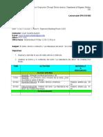 SPA 310-002 Spanish Composition Through Textual Analysis - Lesson Plan (Jan. 20th, 2017)