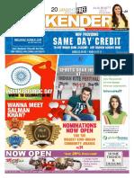 Indian Wekeender 20 January 2017