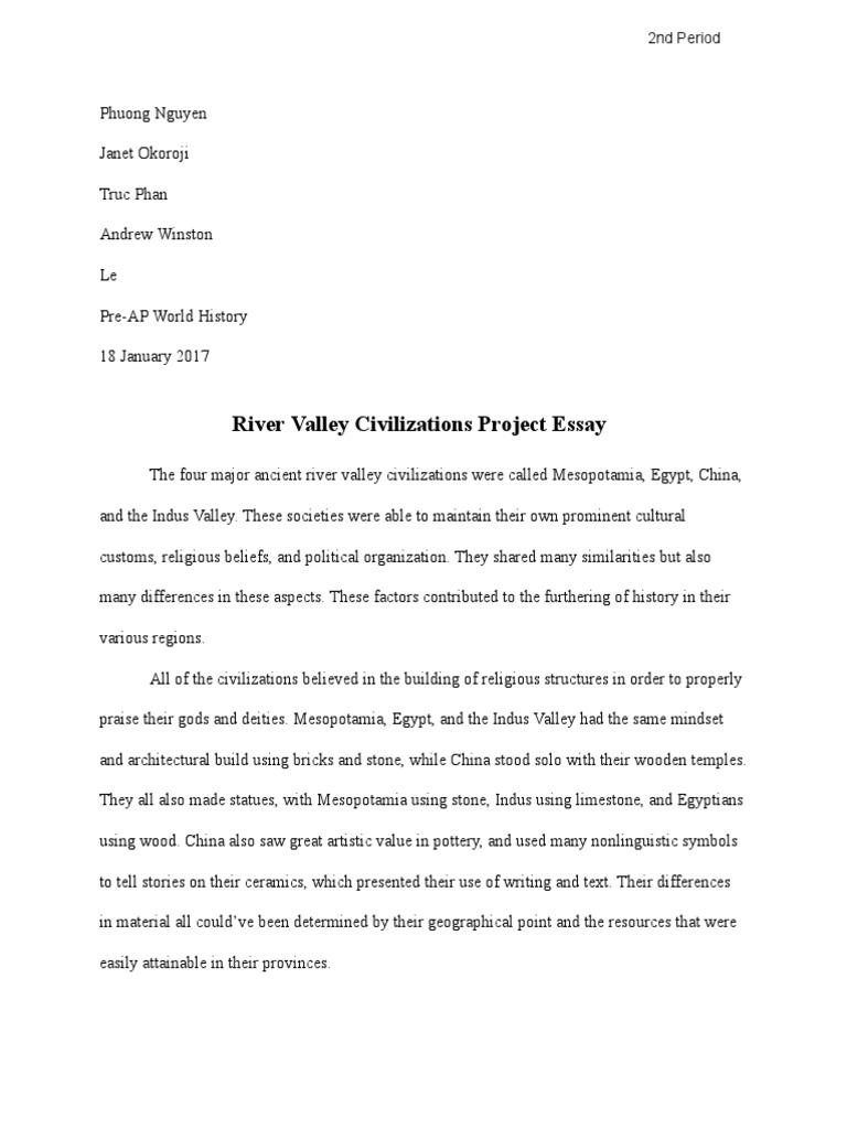 river valley civilizations project essay google docs cultural river valley civilizations project essay google docs cultural anthropology rituals