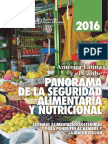 Panorama de Seguridad Alimentaria Nutricional America Latina 2016