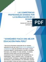 1 Las Competencias Profesionales Exigidas Por La Globalización