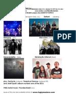 Metal Bulletin Zine 114