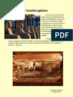 Templele Egiptene Cucu Andreea Roberta