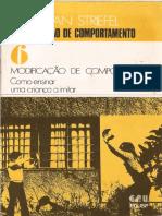 6 - Hall, R. v. (1975). Manipulação de Comportamento (6) - Modificação de Comportamento