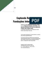 Captando Recursos de Fundações Internacionais
