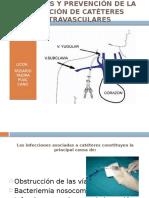 Cuidados y Prevención de La Infección de Catéteres