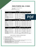 Decameron Punta Sal 2017
