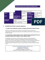 Programa de Formación Rikchary - Máriori Quispe
