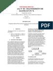 Laboratorio 3 Transmisión de datos entre PC's