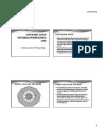 Pertemuan 5 Kerangka Dasar Ranah Model Integrasi Interkoneksi
