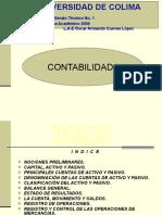 CONTABILIDAD I (La Cuenta, Movimiento y Saldos)