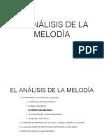 Estructura Melodica