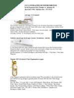 Catálogo y Cotización de Instrumentos