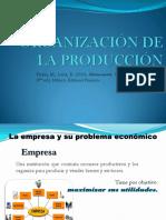 Org.producción