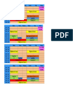 For Print Sched