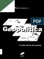 4 Lacoste-Yves-Geopolitica La Larga Historia Del Presente Pp7-28