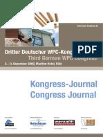 09 11 30 WPC Kongress Journal