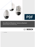 AutoDome 200 300 500i UserManual