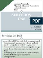 Servicios Del DNS