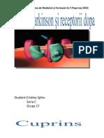 Parkinson Si Receptorii Dopa