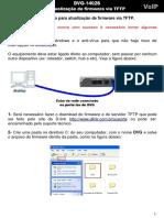 DVG-1402S - Atualizacao de Firmware via TFTP