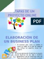 7 Etapas de Un Proyecto Online
