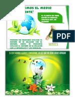 Tics Cartel de Medio Ambiente