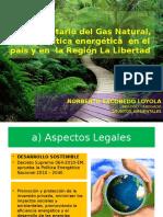 Presentación Gas Natural 1° parte