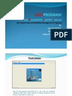 LATJ-JackUp Loading Software