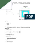Calcular La Resistencia de Un Tensor de 30x00 Cm