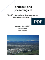 ICB2017 Conference proceedings