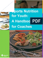 Sports Nutrition for Youth