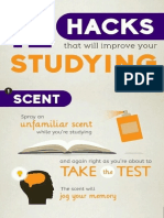 12 Hacks for Studying