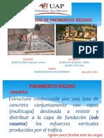 PAVIMENTO RIGIDO